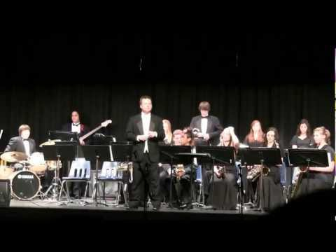 Wyoming High School Jazz Band Holiday Concert 2012