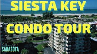 Siesta Key Condo Tour | Moving To Sarasota | Sarasota Real Estate