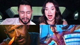 WAR | Trailer Reaction by Jaby & Achara | Hrithik Roshan | Tiger Shroff | Vaani Kapoor