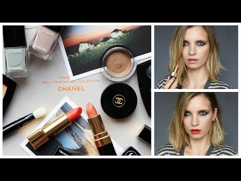Chanel AW 2017 Makeup Collection Review   A Model Recommends