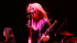 """Dancin On The Edge"" Lita Ford@Penns Peak Jim Thorpe, PA 7/12/12"