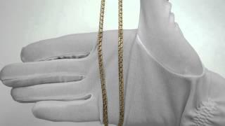 Золотая цепочка 4200033А(Купить золотую цепочку в ювелирном интернет-магазине VD Jewellery по ссылке: http://vdjewellery.com.ua/p217812106-zolotaya-tsepochka-585.html., 2016-01-18T22:49:02.000Z)