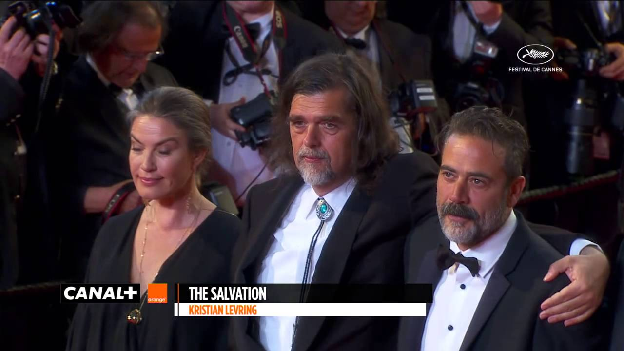 Cannes 2014 THE SALVATION - Red Carpet