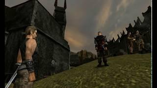 Gothic 1 прохождение 5 Болотный лагерь