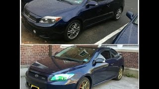 Modded Out '07 Scion tC
