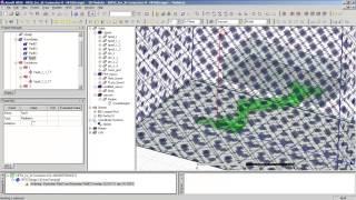 Видеоурок CADFEM VL1243 - Пример моделирование цифрового соединителя RJ 11 в среде ANSYS HFSS ч.2