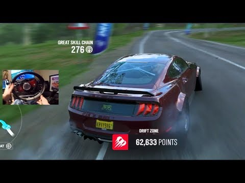 Forza Horizon 4 GoPro How To UNLOCK Ford Mustang RTR Street Version thumbnail