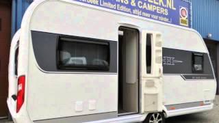 Caravan te koop: HOBBY DE LUXE EDITION 460 UFE **PRIMEUR 2016 !