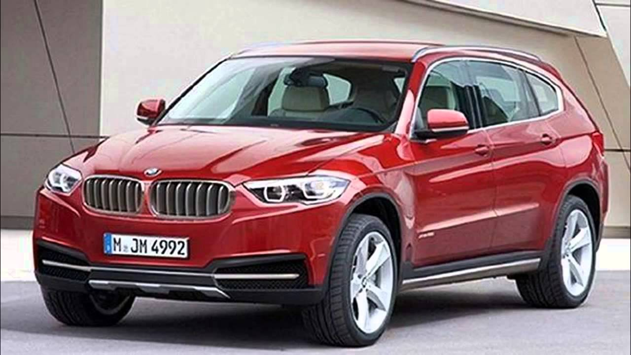 2016 Bmw X7 Youtube