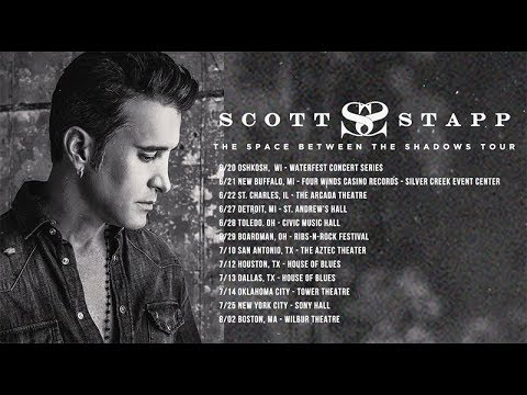 Scott Stapp 2019 The Space Between The Shadows Tour Youtube