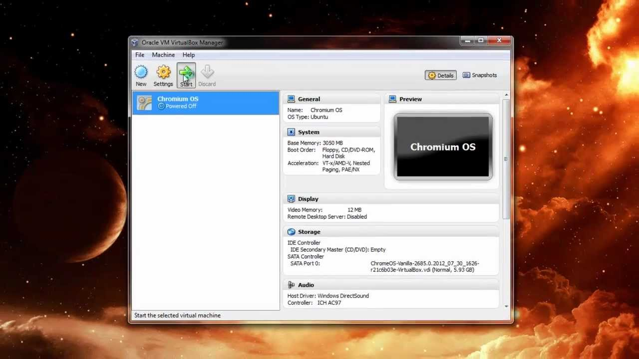 Chromium OS Review And (USB/VirtualBox Install Tutorial)