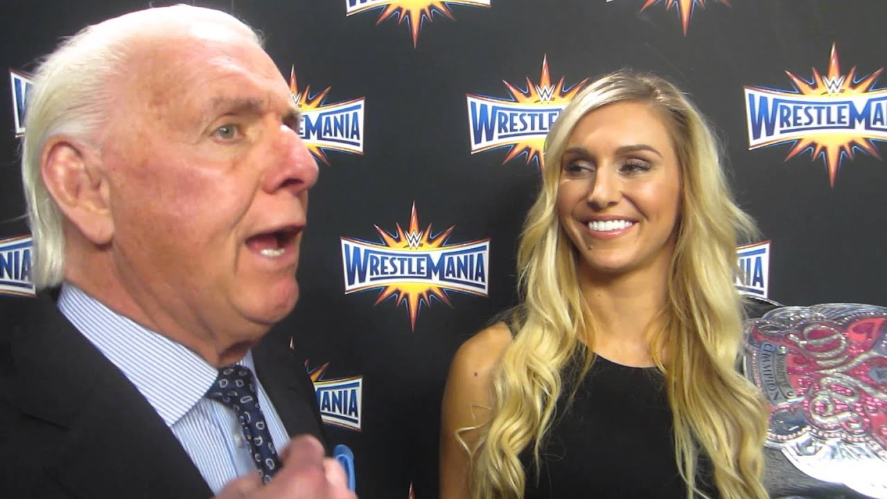 Image result for Charlotte and Ric flair