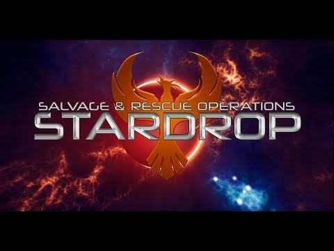 Let's Play Stardrop Salvage and Rescue Operations Gameplay e