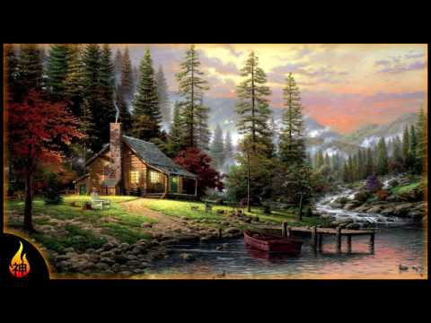 1 Hour Banjo Music | Mountain Cottage | Instrumental Country Music