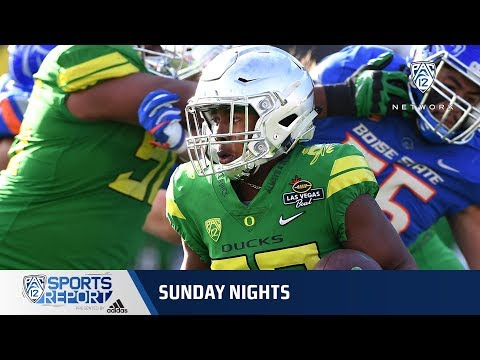 Highlights: Oregon falls to No. 25 Boise State in Las Vegas