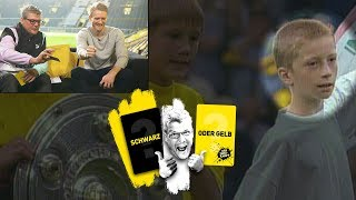 Is that Marco Reus? 😮| André Schürrle takes on Nobby |