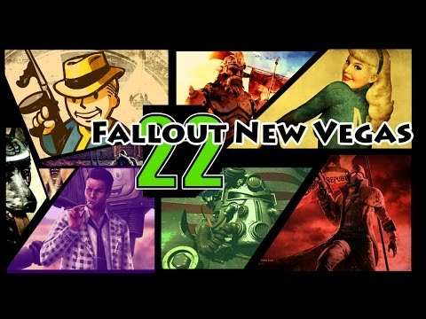 Let's Play Fallout New Vegas Modded | Episode 22 | Job Application