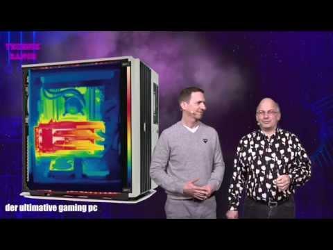Technik Ranch 56: Gaming-Bolide * Internet-Versicherungen * Noise Cancelling Headsets