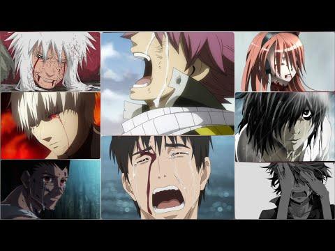 The Saddest Anime Moments[AMV]-Raspberry Sunset