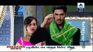 Qubool hai   24th March 2015 Ahil Sanam hua Juda