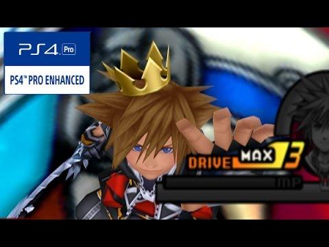 PS4) Kingdom Hearts 2 Final Mix | INFINITE DRIVE GAUGE FOR ...