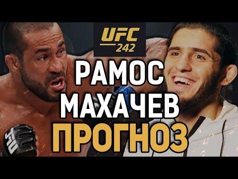 МАХАЧЕВ ВЫНЕСЕТ РАМОСА!? Дави Рамос - Ислам Махачев / Прогноз к UFC 242