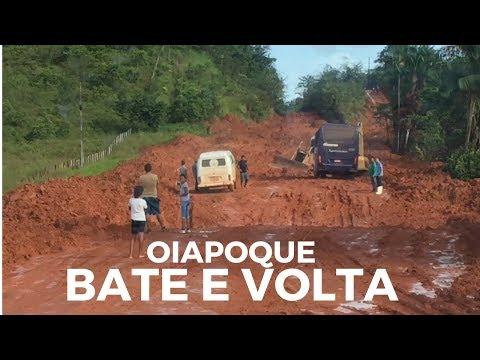 (Ep. 19) VLOG: FUI CORRENDO NO OIAPOQUE: lama, sono e fome | #DaniBarreto10K