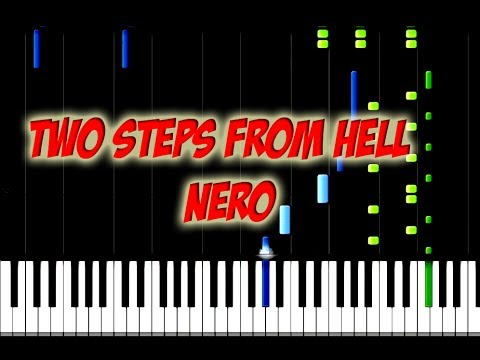 Two Steps From Hell - Nero Piano Cover [Synthesia Piano Tutorial]