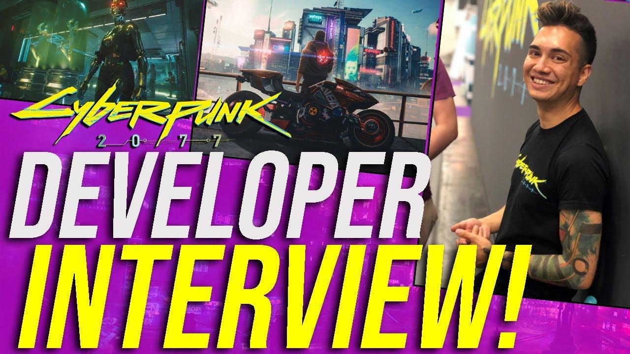 Cyberpunk 2077 News - Exclusive Developer Interview, Pacifica Lore & Netrunner 2077! thumbnail