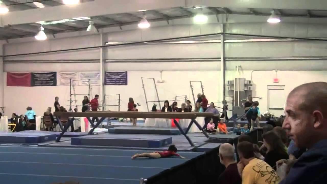 Winwin gymnastics - Natalie 2011 Maryland Level 7 State Gymnastics Championship