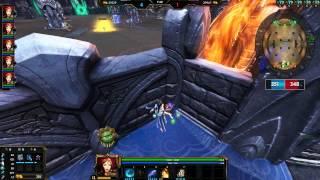 Smite - All Nu Wa versus All Anubis Arena MotD  Never Leave Fountain Mp3