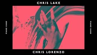 Chris Lake & Chris Lorenzo - Piano Hand (Cover Art)