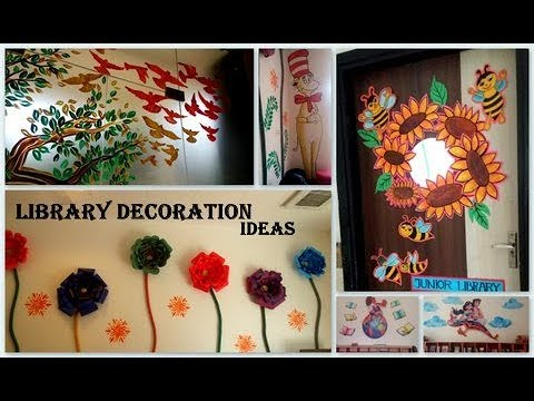 Library Wall Art Ideas Painting On Wall Ideas Library Wall Art Library Art Program Ideas Youtube