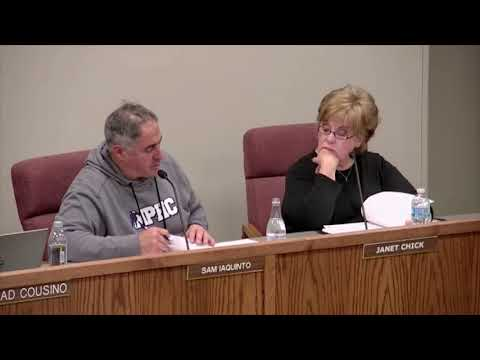 4-18-2018 Northfield Township Planning Commission meeting