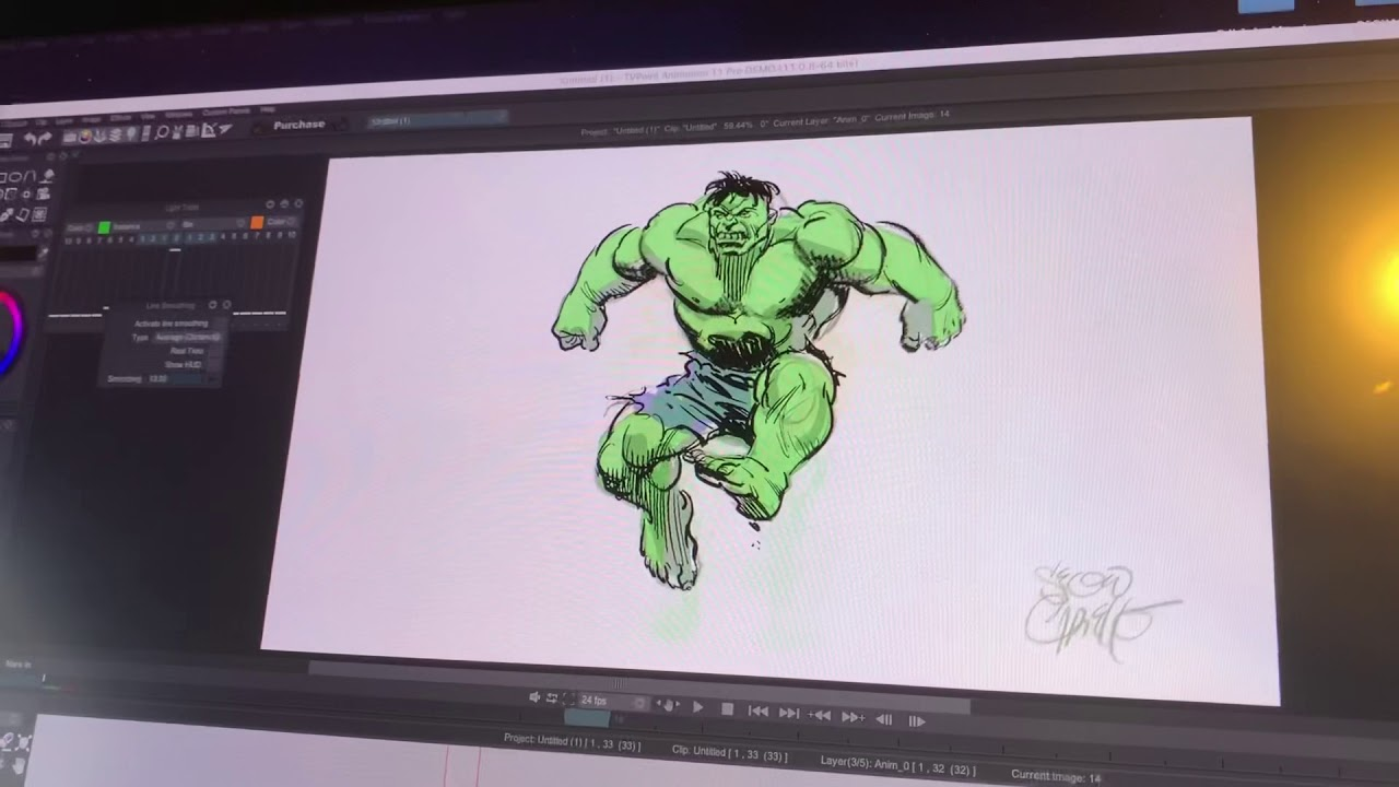 tvpaint animation 11 скачать торрентом