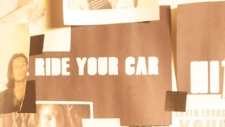 Maude - Ride Your Car (Official Music Video)