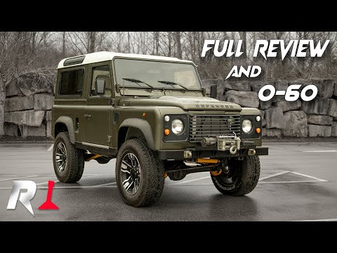 Land Rover 90/110 (Defender) Review - A Force of Nature