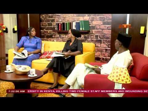 NTA Good Morning Nigeria: The Nigerian Teacher Today 11/10/17