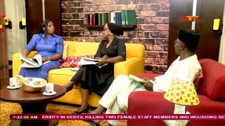 Nta good morning nigeria: the nigerian teacher today 11/10/17