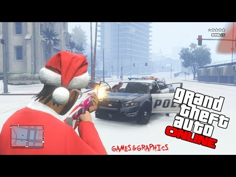 GTA 5 ONLINE - FREE CHRISTMAS STUFF, OUTFITS, CARS, AND MORE!!!!!!!!!!!!!
