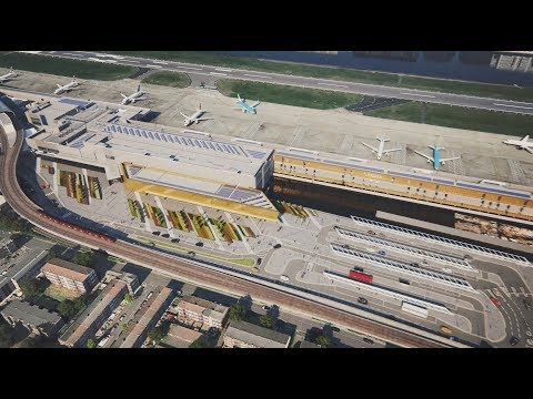 London City Airport showcases developing facilities in new video