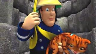 Cat Rescue Hero! 😸 Fireman Sam ⭐️ Saving Animals   Videos For Kids
