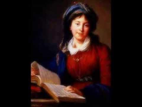 Anna Bon - Op. 2 No. 2 - Harpsichord Sonata in B flat major