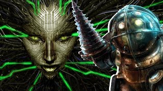 Comparing System Shock 2 and Bioshock