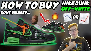 how to buy nike x off white