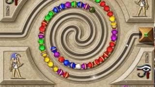 Luxor 1 - El juego de mi Infancia :