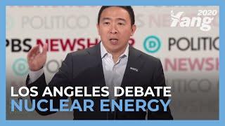 Andrew on Nuclear Energy - December Debate