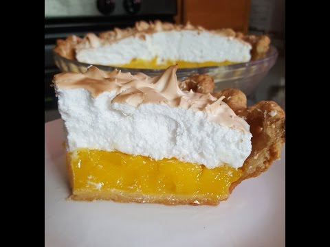 How To Make A Lemon Meringue Pie From Scratch