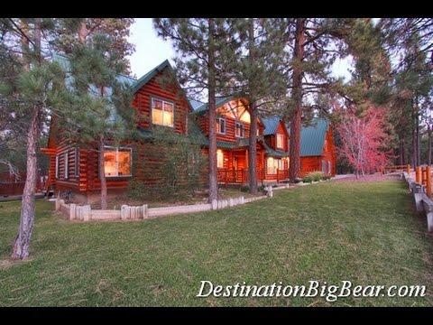Big Bear Cabin Rentals Destination Big Bear Timber