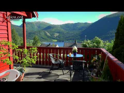 Norway 4K Flam to Bergen Day One